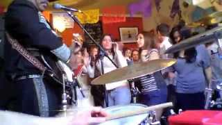 Sin Frontera Band @ Los Amates Nov 2012