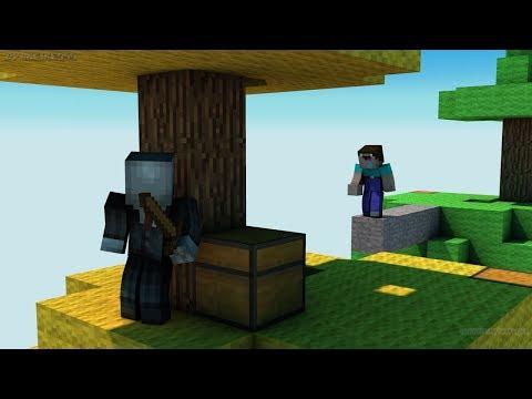 HÀNH TRÌNH LEO RANK SKYWAR TRONG MCPE SERVER FCA | Minecraft PE 1.2