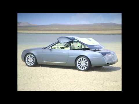 2004 Lincoln Mark X Concept Youtube