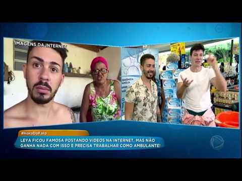 Rodrigo Faro E Carlinhos Maia Aprontam Pegadinha Com Leya