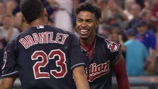 7/22/17: Lindor lifts the Tribe with a walk-off homer