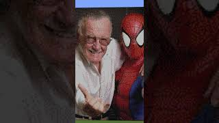 Stan Lee & Spider Man 😭💔