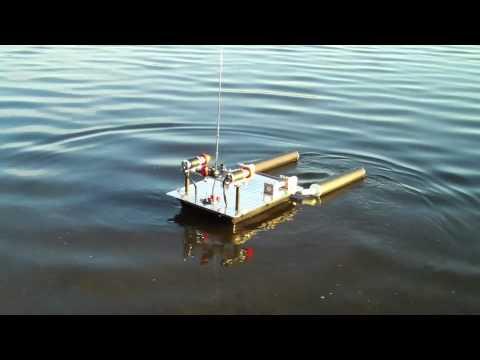 RC FISHING BOAT FRANKENSTEIN | Doovi