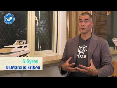 海洋資源與永續組織介紹—5GYRES