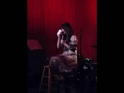 Story Time With Lea Michele at Hotel Cafe