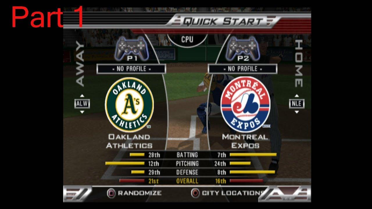 Download MLB 2005 As vs Expos Part 1