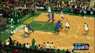 NBA 2K12 Gameplay (PC/HD)