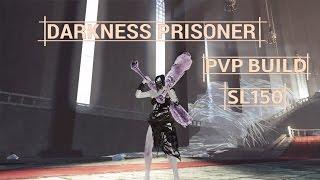 Dark Souls 2 SOTFS[PVP Build SL150 Darkness Prisoner]
