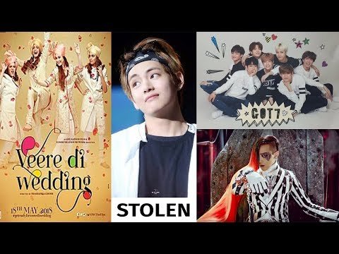 Ep 61 | K-POP STOLEN SONGS | Veere Di Wedding BGM COPIED from GOT7??? | Dhaapofied | Similar