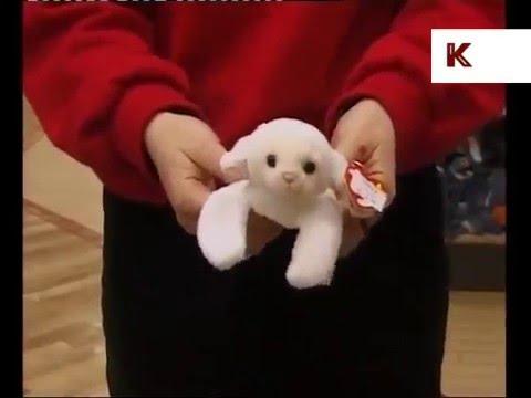 1990s News Report on Beanie Babies Toy Craze