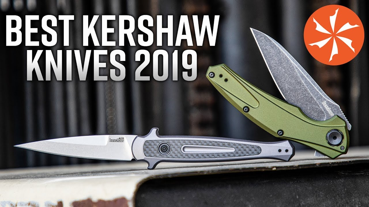 Kershaw Knives - All Models - Most Kershaw Reviews - Best Prices