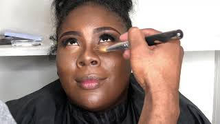 Make Up Artist Norkita Munroe Business inquire : FaceCaptionllc@gma...