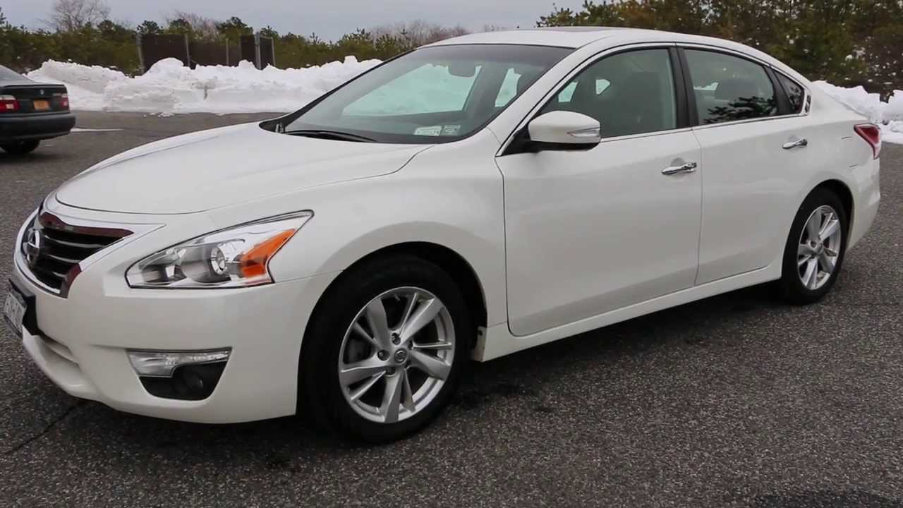 2013 nissan altima 2.5 sl for sale~loaded~leather~navigation~moon