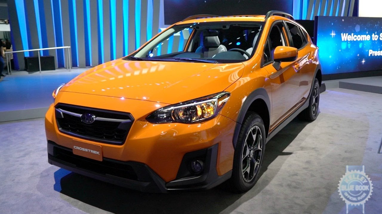 2018 Subaru Crosstrek 2017 New York Auto Show Youtube