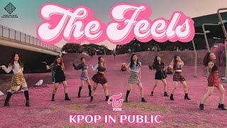 [KPOP IN PUBLIC] TWICE (트와이스) - 'The Feels' | Full Dance Cov…