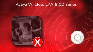 Avaya Wireless LAN 9100  Delivering A High Quality User Experience