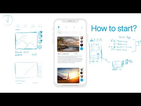 How To Start A Design – Overcome Creative Block (UI Design)