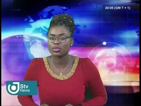 STV NEWS WEEKEND JOURNAL BILINGUE 20H00 - Samedi 08 Octobre 2016 - Leila Reine NGANZEU & MUMAH MANDA