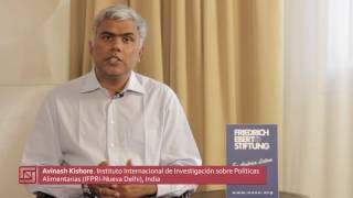 Avinash Kishore / La revolución digital agrícola en Asia