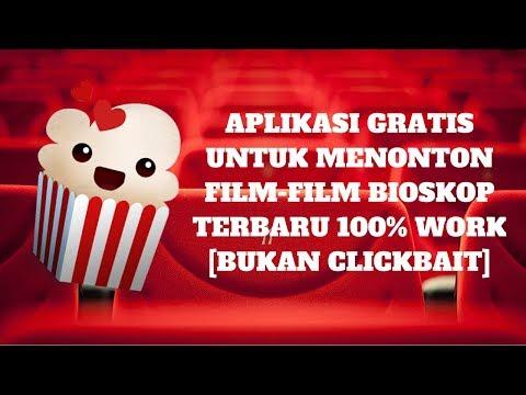 TERUNGKAP! Cara Nonton Film Bioskop Terbaru Gratis 100% WORKS #panduankere1