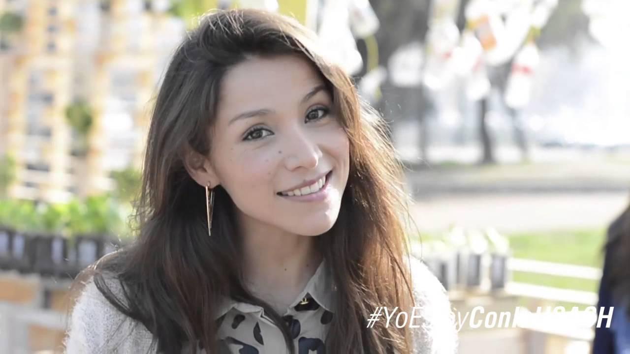 Loreto Aravena #YoEstoyConLaUSACH - YouTube