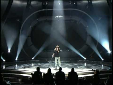 AMERICAN IDOL SEASON 4 STAR PERFORMANCE - BO BICE - IN A DREAM (HQ)