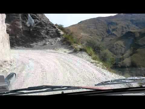 Skippers Canyon / New Zealand - 01
