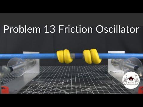 Friction Oscillator IYPT