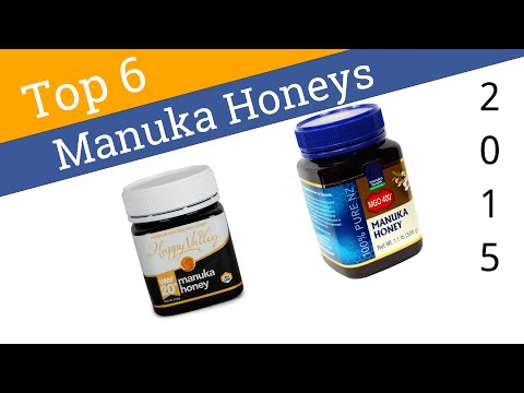 6 Best Manuka Honeys 2015