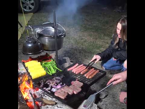 Your Multi-purpose Camp Cooking Combo
