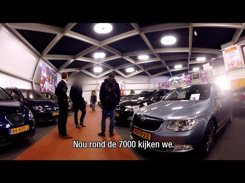 Streetlab - Werken als Autoverkoper