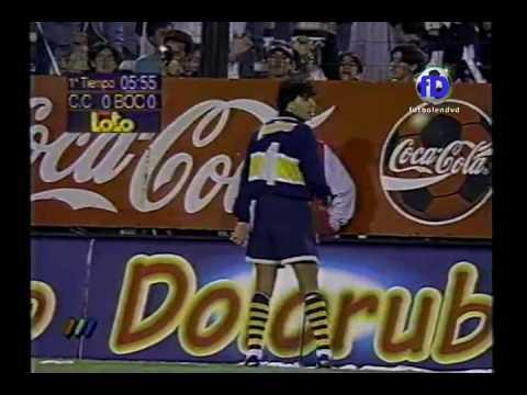 Colo Colo vs Boca Jrs Super Copa 1997 Completo