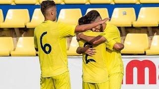 Resumen Real Madrid CF Juvenil 1-1 Villarreal CF Juvenil