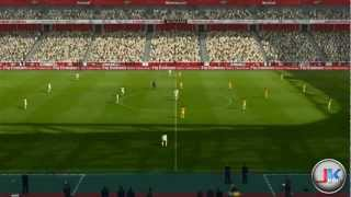 Gameplay tool 2013 Stadium server preview