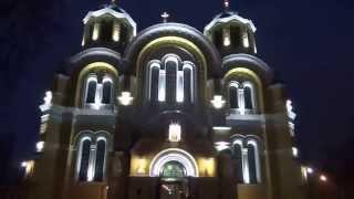 видео Володимирський собор в Києві