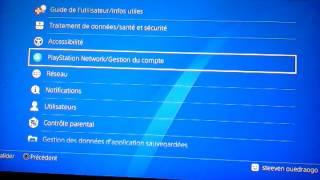 Comment bouster sa connection sur PS4