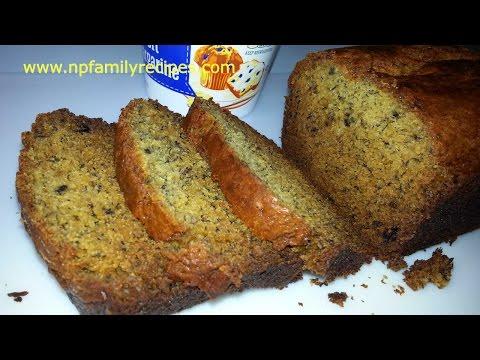 Banana Bread (Bánh Mì Chuối Nướng)