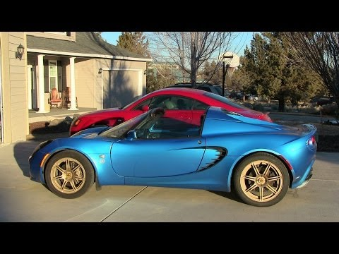 Lotus Elise Plasti Dip - Vintage Gold Wheels and Rims - YouTube