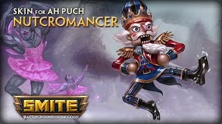 New Skin for Ah Puch - Nutcromancer