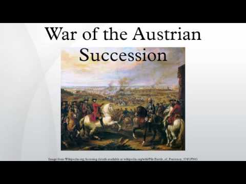 War of the Austrian Succession