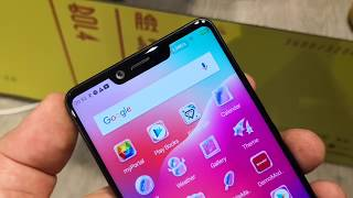 Sharp Aquos S3 hands on - world's most compact 6in phone [ENGLISH]