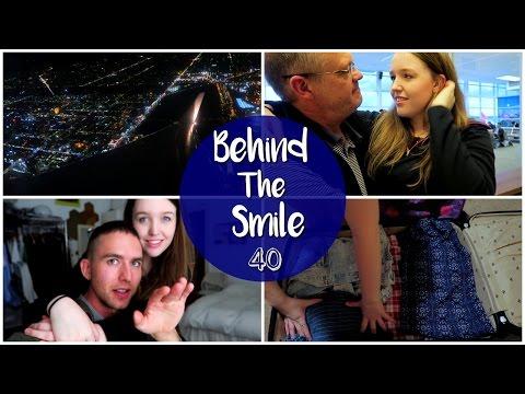 GOODBYE AUSTRALIA, HELLO CANADA! | Behind The Smile: 40