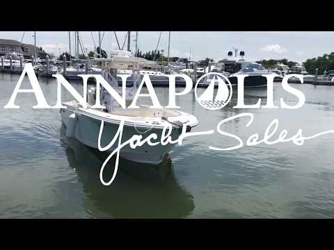 BROKERAGE 2014 EDGEWATER 245CC PRESENTATION - BY ANNAPOLIS YACHT SALES
