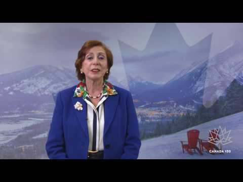 Peru's  Diplomats Wish Canada a Happy 150th!