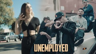 Young Drummer Boy - Unemployed (Official Music Video)