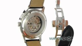 men s bulova bva series 115 automatic watch 96a111
