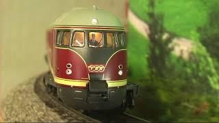 Modellbahn-Neuheiten (706) Trix 22602 VT 08.5