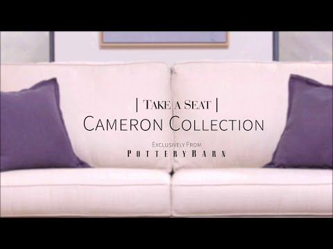 Take A Seat | Cameron Roll Arm Upholstered Sofa