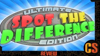 SPOT THE DIFFERENCE ULTIMATE EDITION - NINTENDO SWITCH REVIEW
