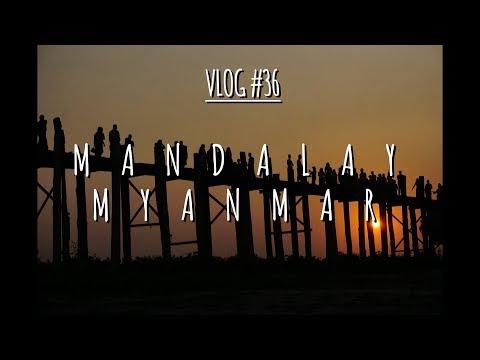 VLOG #36 - Myanmar/Burma: neues Land auf unserer Weltreise